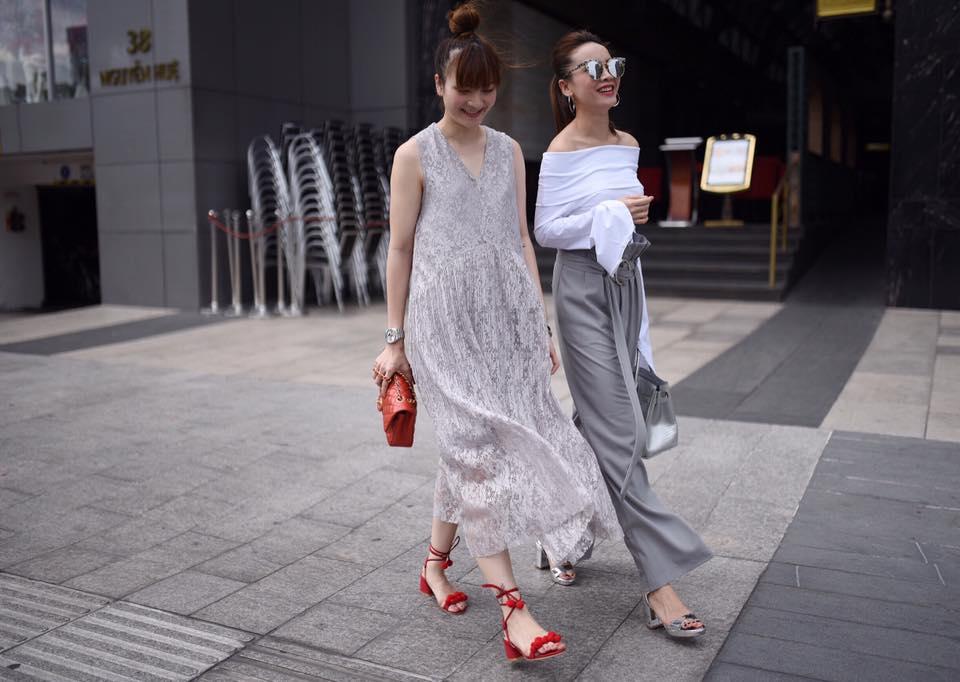 Phong cách chất ngất của cặp chị em Yến Trang- Yến Nhi - 7
