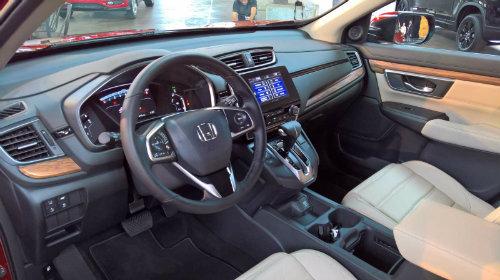 """2017 Honda CR-V ra mắt sớm, làm """"nóng"""" làng SUV - 3"""