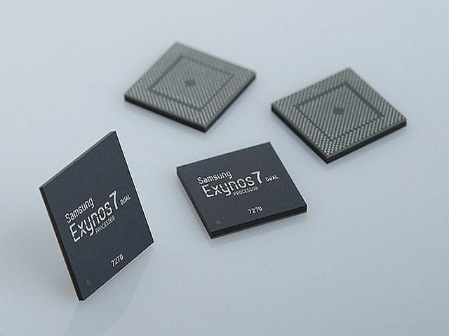 Samsung công bố chip Exynos 7270 mới cho các thiết bị đeo - 1