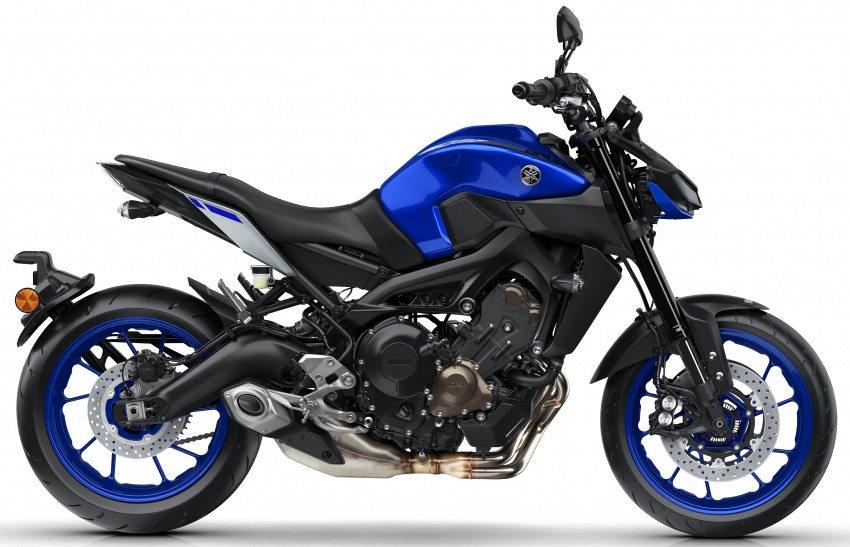 Ra mắt Yamaha MT-9 2017 nâng cấp - 3