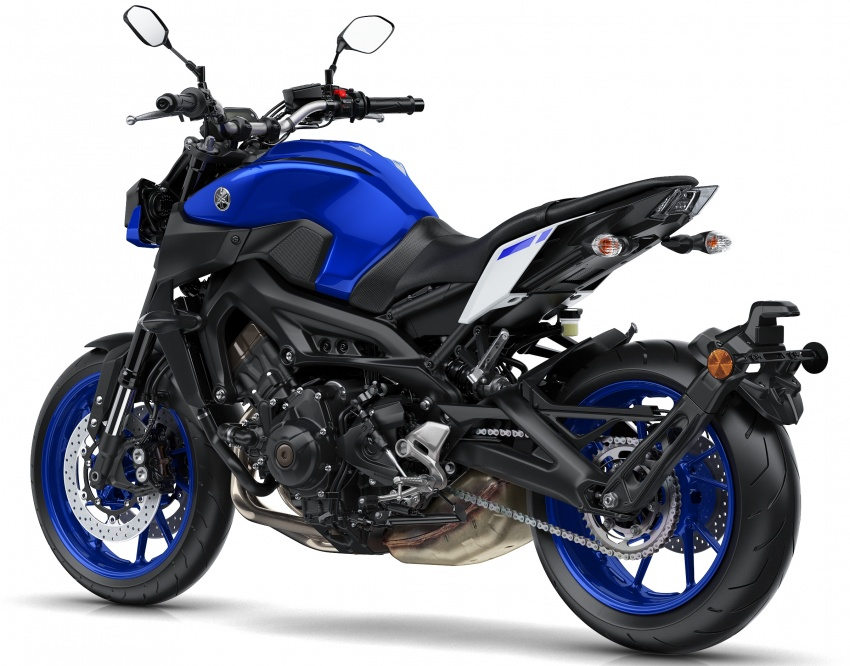 Ra mắt Yamaha MT-9 2017 nâng cấp - 4