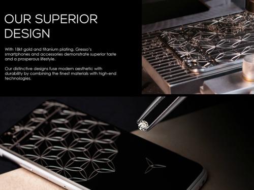 Hé lộ ảnh iPhone 7 Gresso cao cấp dành cho phái đẹp - 2
