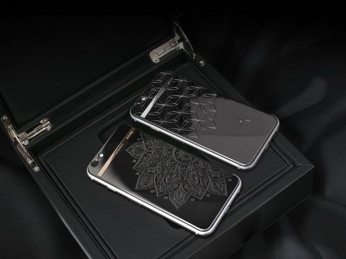 Hé lộ ảnh iPhone 7 Gresso cao cấp dành cho phái đẹp - 1
