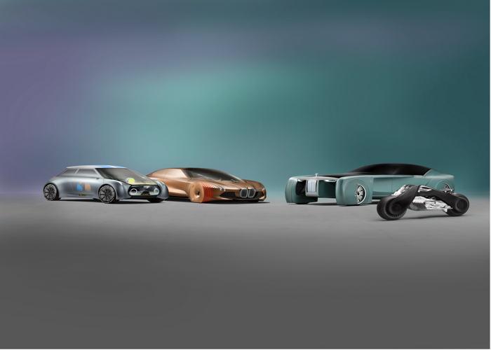 Rolls Royce 103EX Concept tự động hạng sang - Mẫu xe đến từ tương lai - 2