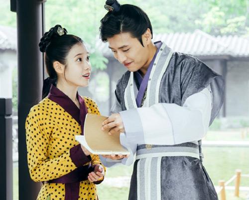 """Kang Ha Neul: """"Người tình ánh trăng là thử thách lớn nhất"""" - 1"""