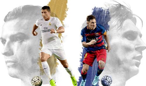 10 cầu thủ hay nhất thế giới: Ronaldo lại vượt Messi - 1