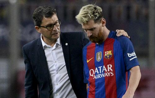 Tin HOT bóng đá tối 14/10: Barca không mạo hiểm dùng Messi - 1