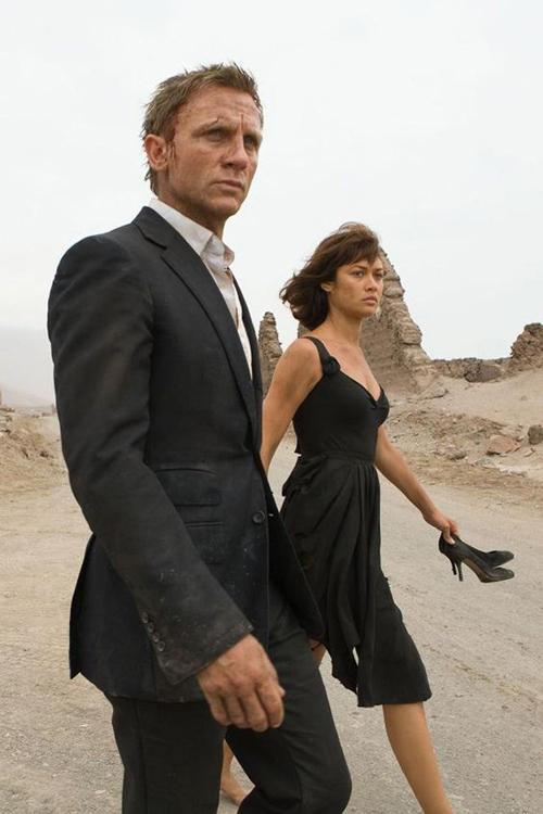 """Những khoảnh khắc đáng giá nghìn tỷ của """"điệp viên 007"""" - 7"""