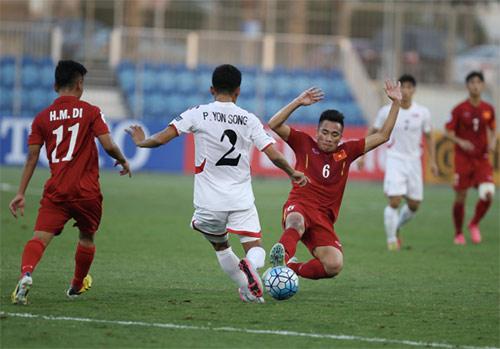 """U19 VN tạo """"địa chấn"""" châu Á, U19 Triều Tiên đổ tại thời tiết - 2"""