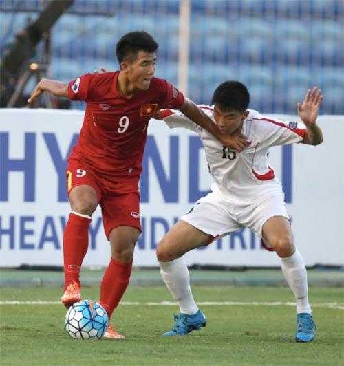 """U19 VN tạo """"địa chấn"""" châu Á, U19 Triều Tiên đổ tại thời tiết - 1"""