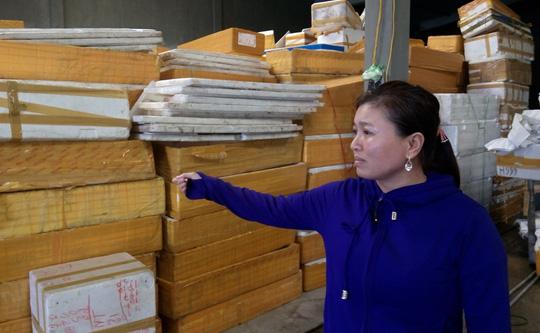Quảng Bình: Lấy 120 mẫu hải sản tồn kho kiểm nghiệm - 1