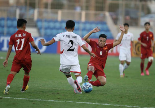 U19 Việt Nam – U19 Triều Tiên: Chiến công hiển hách - 1