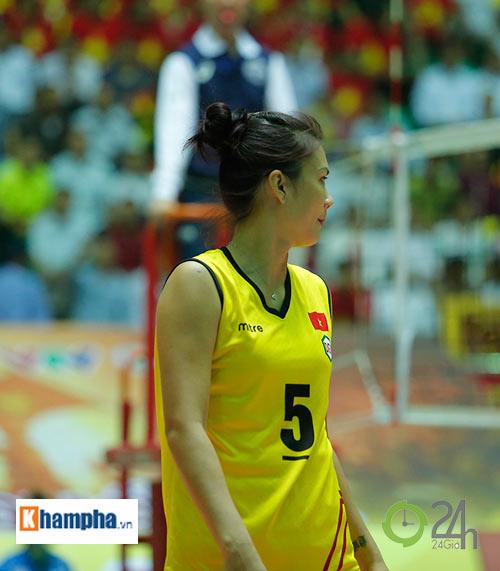 Hoa khôi bóng chuyền Kim Huệ: Mê kinh doanh - 1