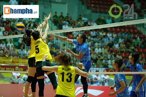 Hoa khôi bóng chuyền Kim Huệ: Mê kinh doanh - 3
