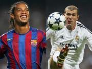 """Bóng đá - Ro """"vẩu"""" đấu Zidane: Ai chạm một nhạy cảm nhất?"""