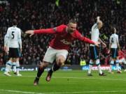 Bóng đá - Đấu Liverpool: Rooney ghi 6 bàn, MU chưa từng thua