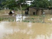 Tin tức trong ngày - Quảng Bình – Quảng Trị: Ngập sâu trong mưa, 1 người mất tích