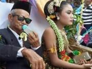Bạn trẻ - Cuộc sống - Cụ ông 66 tuổi cưới hot girl 18 tuổi gây xôn xao