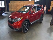 """Tư vấn - 2017 Honda CR-V ra mắt sớm, làm """"nóng"""" làng SUV"""