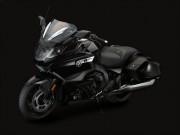 Thế giới xe - K1600 B 2017 -  Đậm phong cách BMW Motorrad