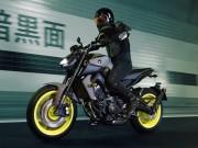 Thế giới xe - Ra mắt Yamaha MT-9 2017 nâng cấp