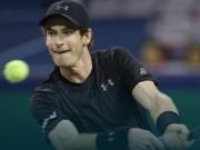 Thể thao - Murray – Goffin: Cuồng phong khó cản (Tứ kết Shanghai Masters)
