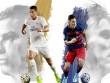 10 cầu thủ hay nhất thế giới: Ronaldo lại vượt Messi