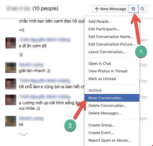 Tắt bớt thông báo phiền phức trên Facebook - 4