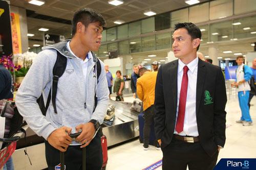 Vua băng hà, Thái Lan dừng mọi hoạt động bóng đá hết năm 2016 - 2