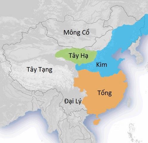 Vó ngựa quân Thành Cát Tư Hãn giày xéo Trung Quốc thế nào - 1