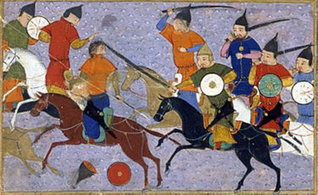 Vó ngựa quân Thành Cát Tư Hãn giày xéo Trung Quốc thế nào - 2