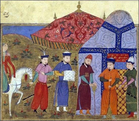 Vó ngựa quân Thành Cát Tư Hãn giày xéo Trung Quốc thế nào - 3