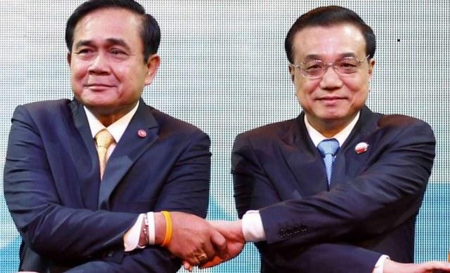 Vua Thái qua đời, quan hệ TQ-Thái Lan nhạt hơn? - 1