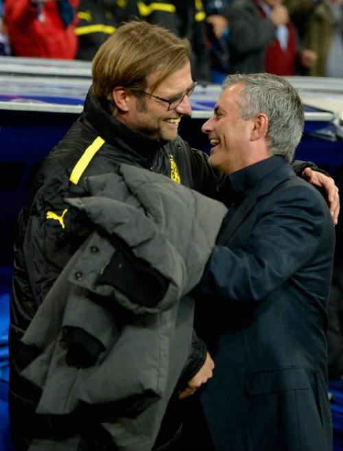 Liverpool đấu MU: Mourinho không xem Klopp là bạn - 3
