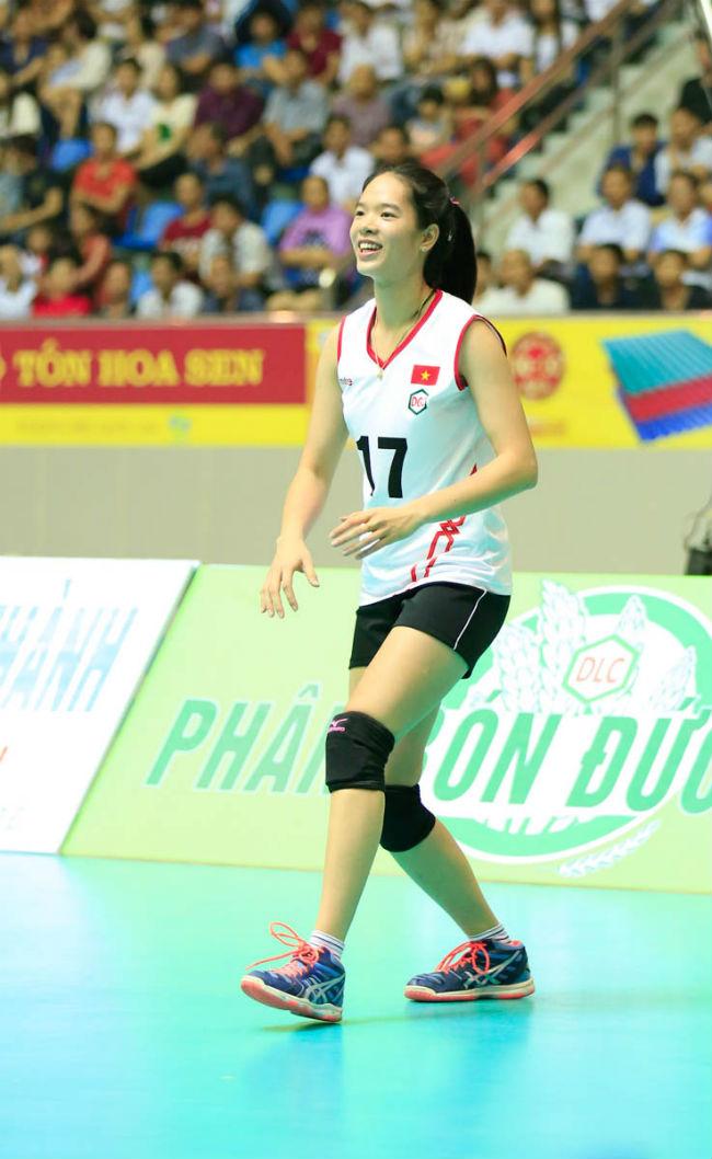 Lê Thanh Thúy của Việt Namlần thứ ba liên tiếp nằm trong danh sách đề cử Miss VTV Cup.
