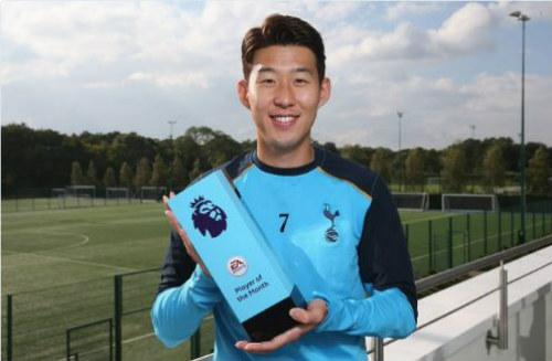 Son Heung-Min: Người hùng mới của bóng đá châu Á - 1
