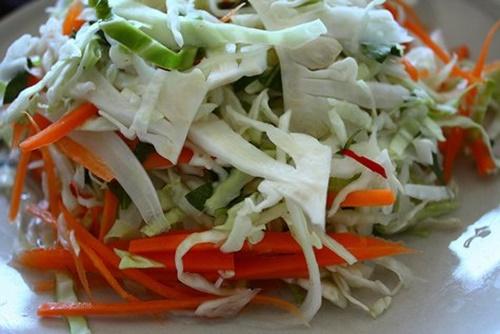 Cách muối dưa bắp cải đúng cách ăn chống ung thư - 1