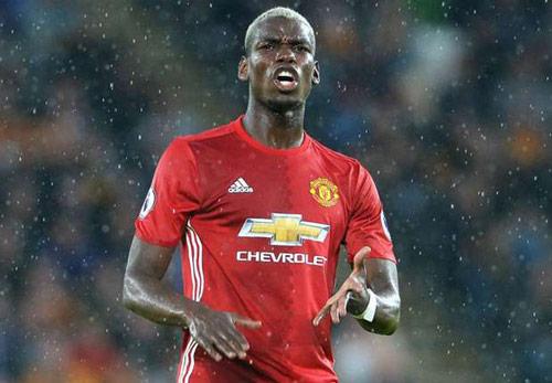 Liverpool - MU: Pogba thua kém truyền nhân của Gerrard - 1