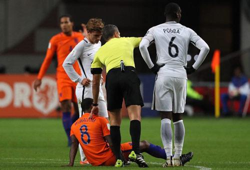 Liverpool - MU: Pogba thua kém truyền nhân của Gerrard - 2