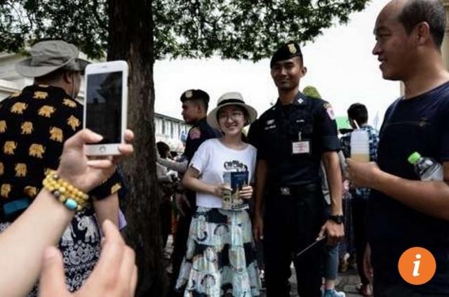 Du khách TQ được yêu cầu cư xử đúng mực khi tới Thái Lan - 1