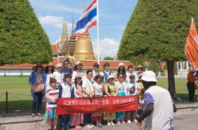 Du khách TQ được yêu cầu cư xử đúng mực khi tới Thái Lan - 2