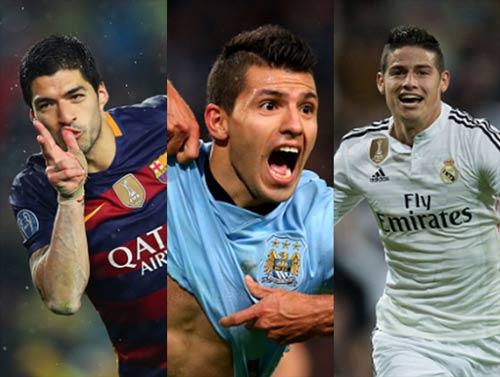 Đại gia Trung Quốc 8 tỷ USD xây siêu đội hình: Suarez, Aguero - 1