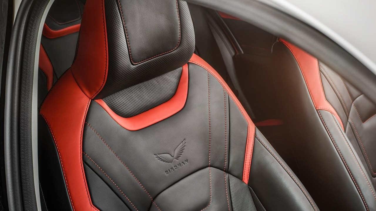 """Ngắm gói độ nội thất """"phiên bản Rolls-Royce"""" của xe Skoda Fabia - 6"""