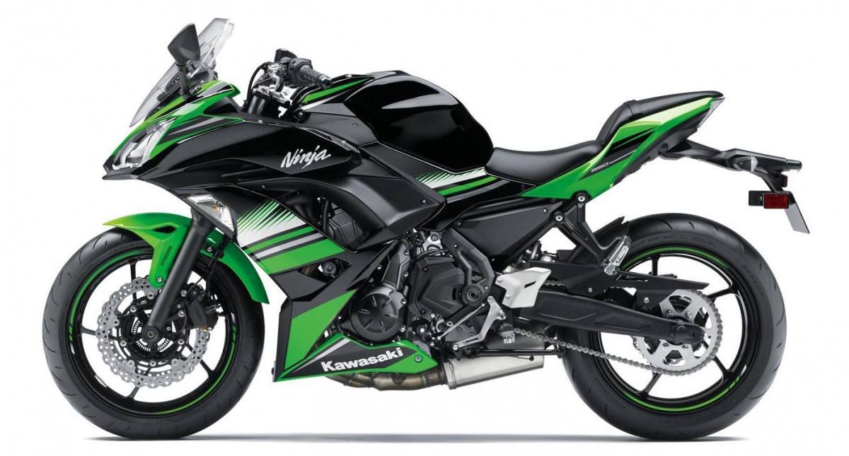 """Nhá hàng"" Kawasaki Ninja 650 sportbike và Z650 naked sport 2017 - 1"