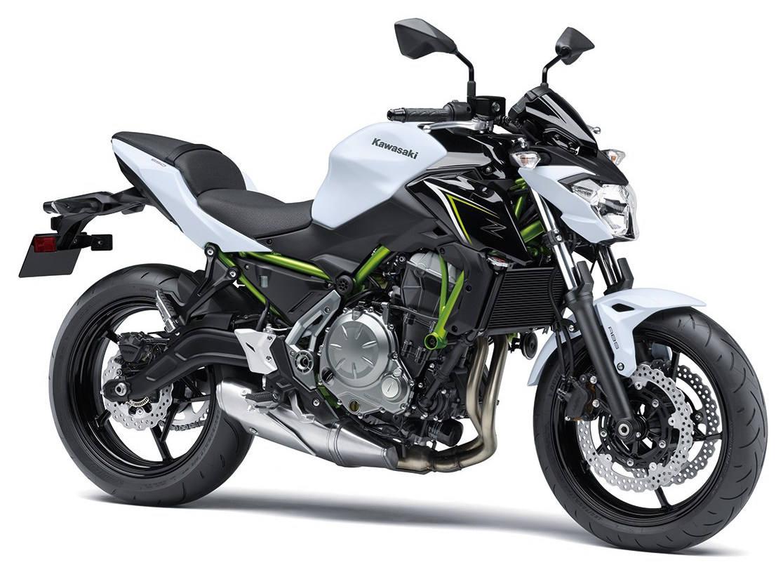 """Nhá hàng"" Kawasaki Ninja 650 sportbike và Z650 naked sport 2017 - 2"