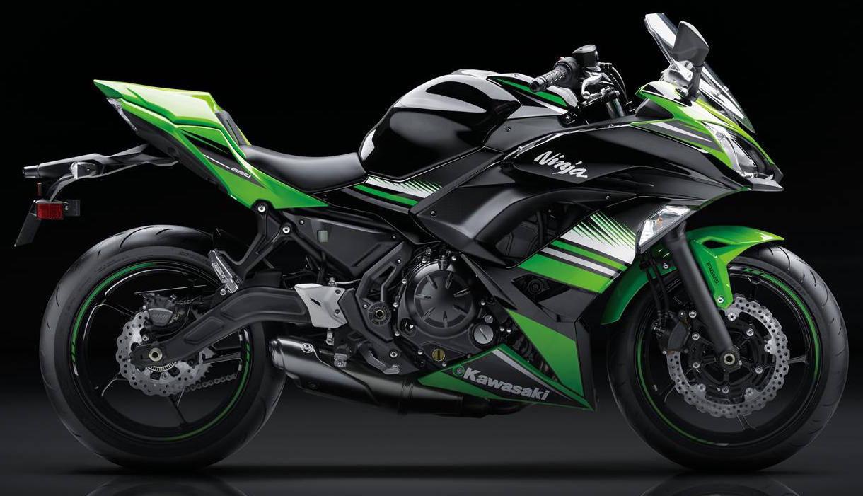 """Nhá hàng"" Kawasaki Ninja 650 sportbike và Z650 naked sport 2017 - 4"