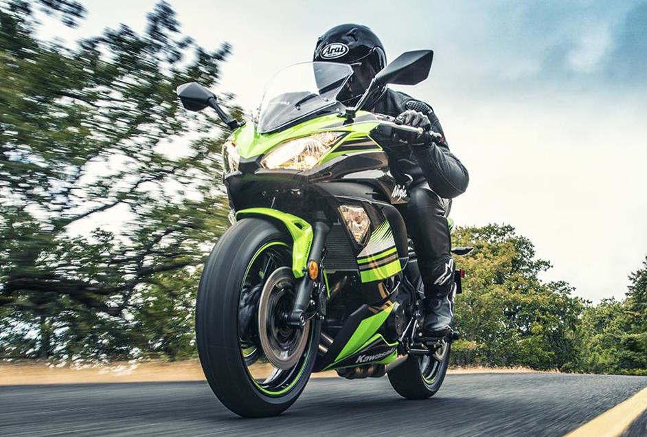"""Nhá hàng"" Kawasaki Ninja 650 sportbike và Z650 naked sport 2017 - 5"
