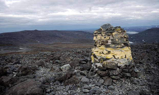 Na Uy rút ý định tặng Phần Lan 1 ngọn núi mừng sinh nhật - 1