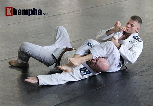 Lò võ ở TPHCM mơ ươm mầm tài năng giành huy chương Olympic - 8