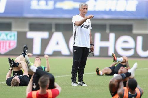 MU: Chìa khóa thắng Liverpool, Mourinho chỉ rèn thể lực - 1